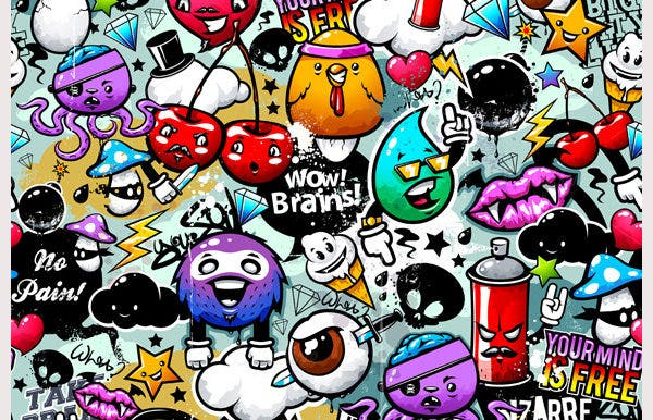45 Famous Graffiti Artworks Graffiti Designs Amp Styles