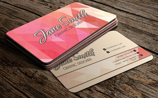 graphic designer business card1