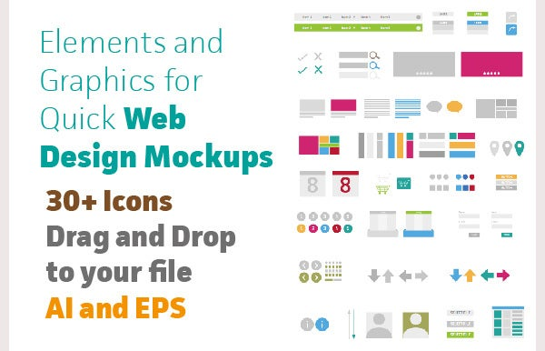 Graphic Elements - Quick Web Design