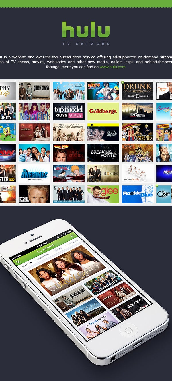 Hulu iphone app download