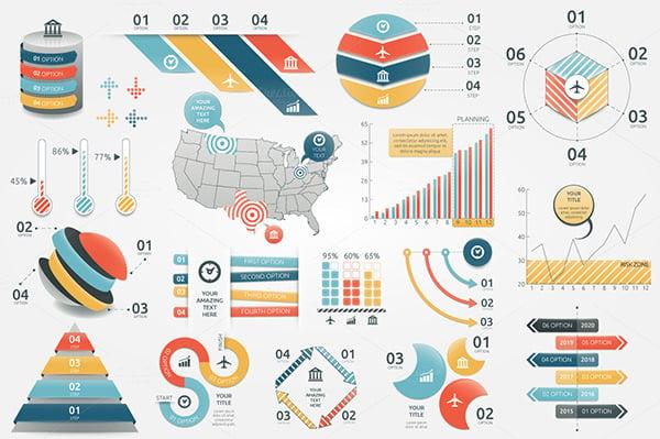 Infographic Elements (v2)