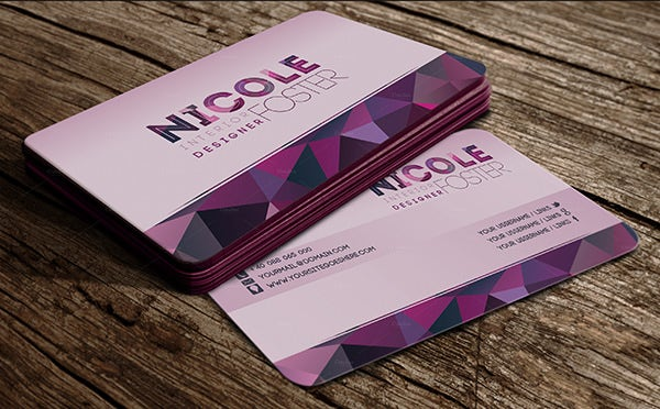 68+ Business Cards for Designers  Free  Premium Templates