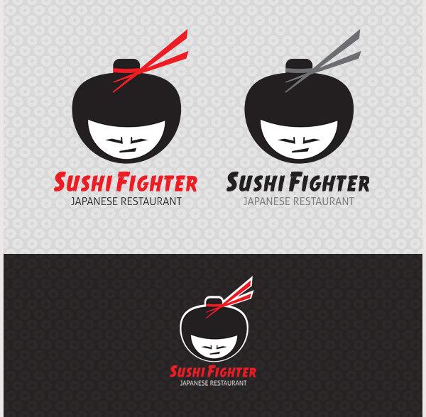 Japanese Restaurant Logo