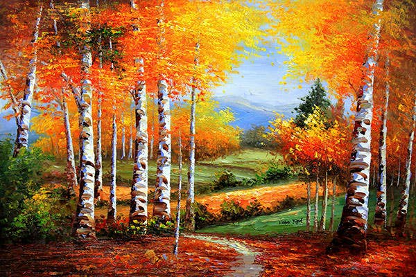 Oil Painting Designs | Free & Premium Templates