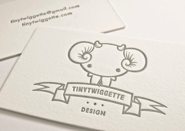 letterpress business cards1