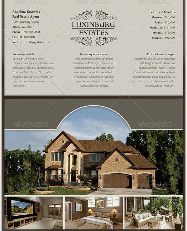 45 psd real estate marketing flyer templates psd docs in design