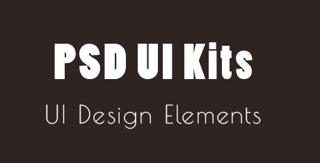 43+ Free PSD UI Kits and PSD UI Design Elements for UI Designers