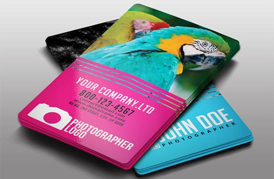 photographer business card 8