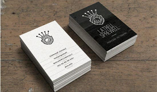 photographer business card 9