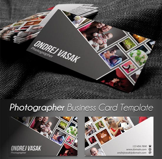 photographers business card1