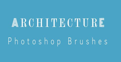 photoshoparchitecturebrushes