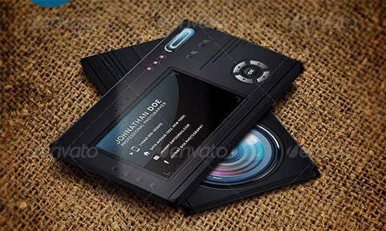 Premium Business Card Templates For Professional Photographers - Photography business cards templates for photoshop