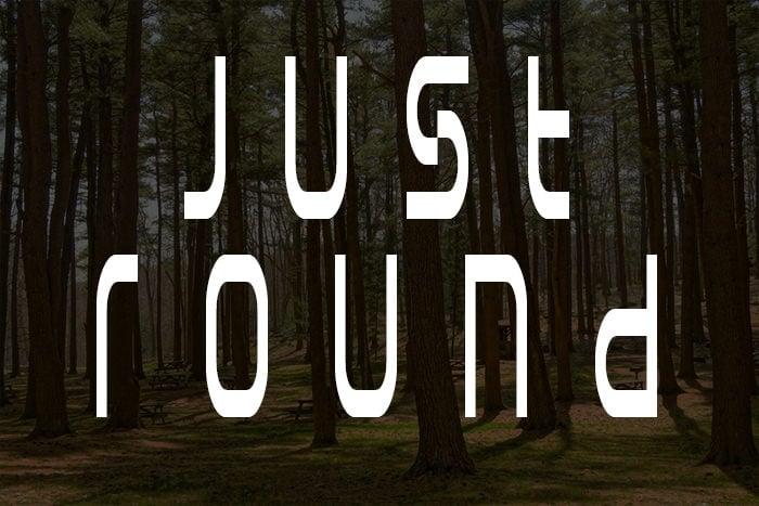 round font1