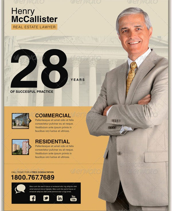 44  psd real estate marketing flyer templates