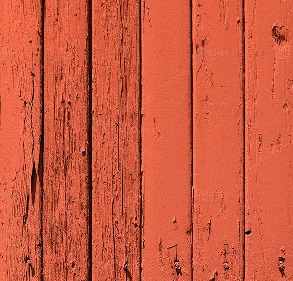 Red Wooden Texture for Background