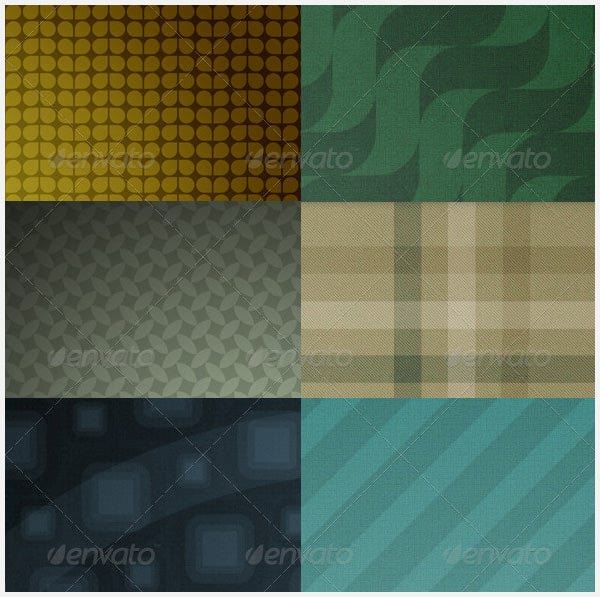 retro web background kit