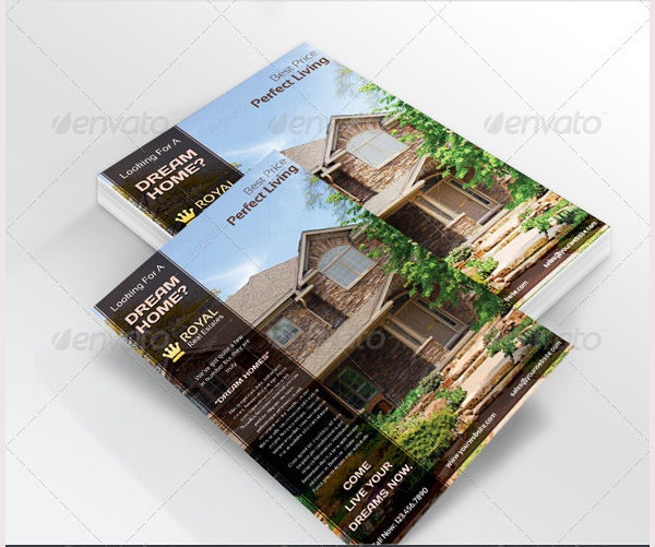 45 psd real estate marketing flyer templates free premium templates