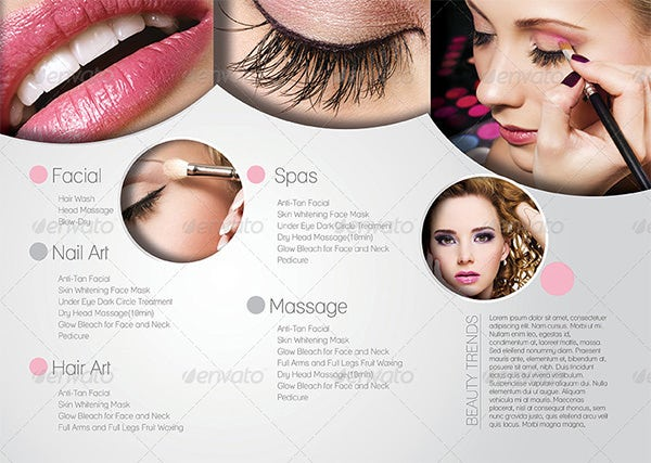 Beauty Parlour Brochure Templates 36 Free Jpg Psd Indesign