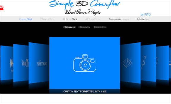 simple-3d-coverflow-wordpress-plugin