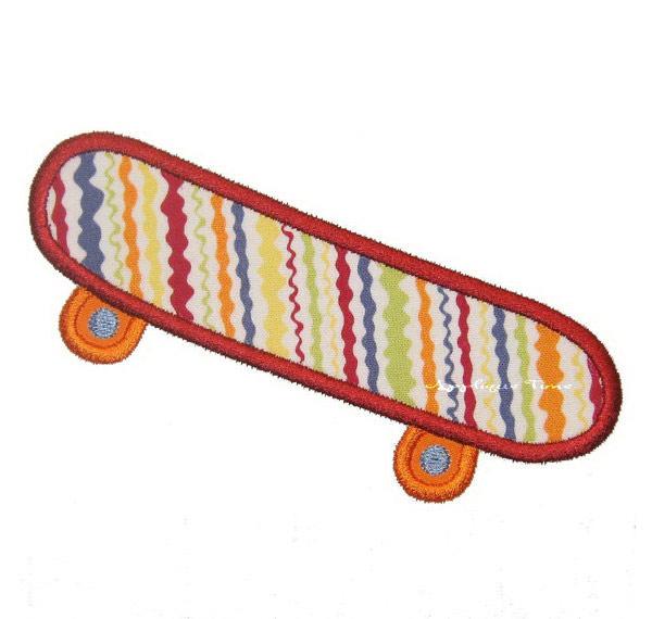 skateboard machine 2