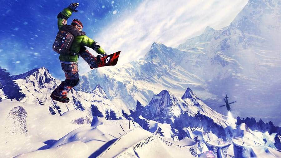 snow sports snowboarding snowboard fresh new hd wallpaper copy