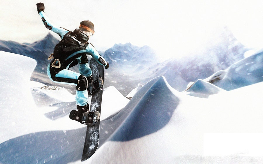snowboarding ssx widewallpapershd 1920x1200 copy