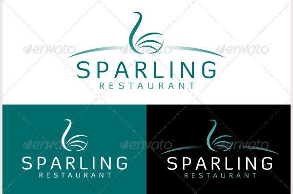 sparling restaurant logo