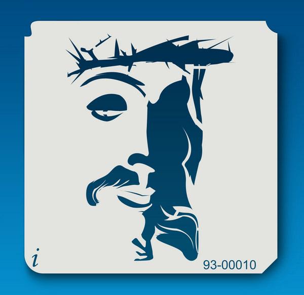 stencil 93 00010