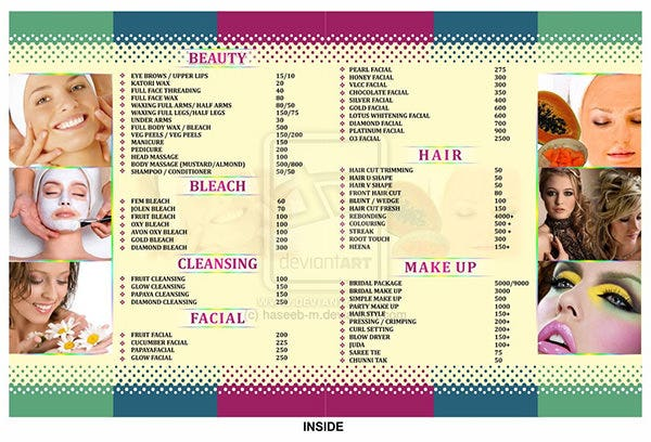 style ladies beauty parlour