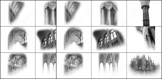 styleofarchitecture gothic brushs