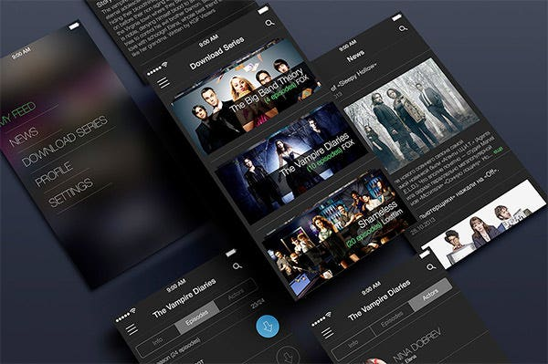 tv shows app