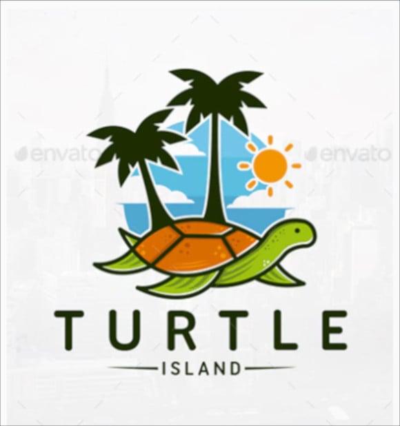 turtle resort logo