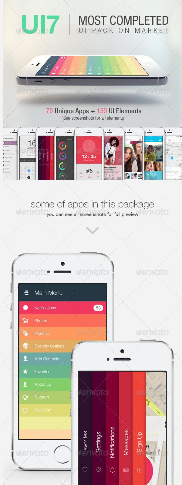 ui7 app ui kit