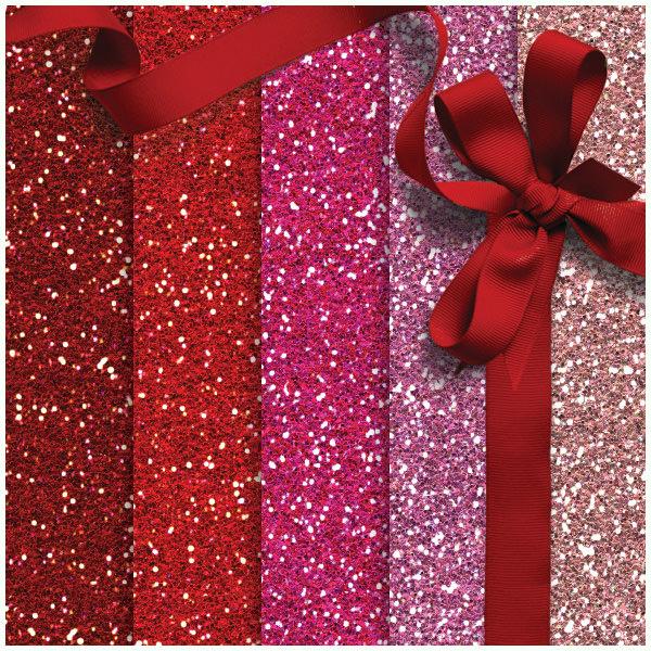 valentine glitter pack