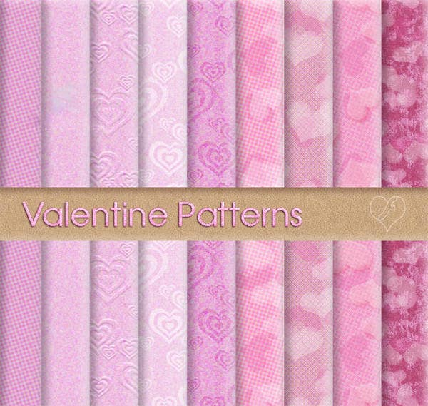 valentine patterns1