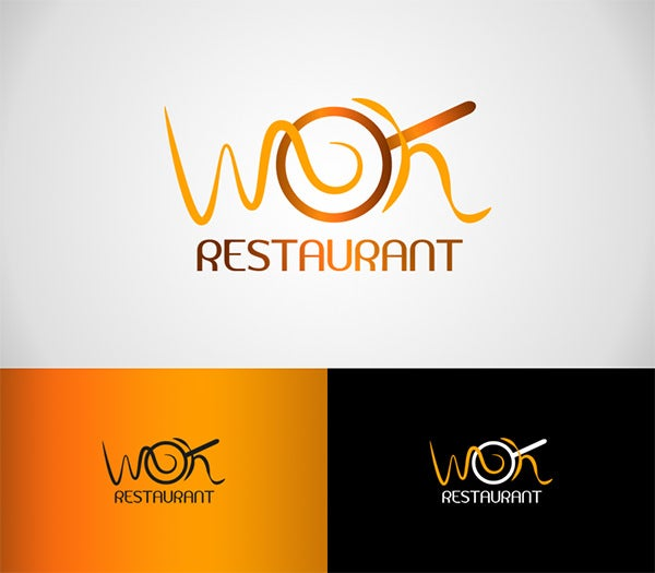 Awesome hotel and restaurant logos free premium