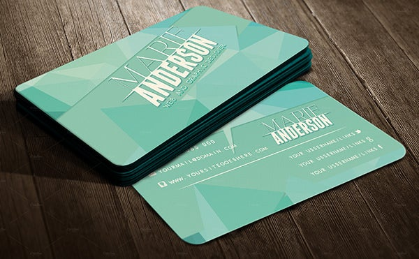 68 business cards for designers free premium templates web designer business card accmission Images