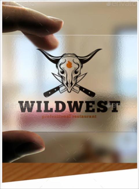 wild west restaurant logo