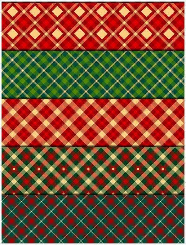 xmas patterns1