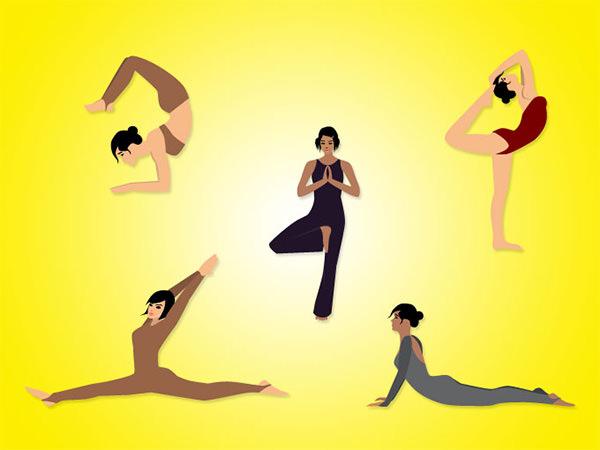 yoga vectors