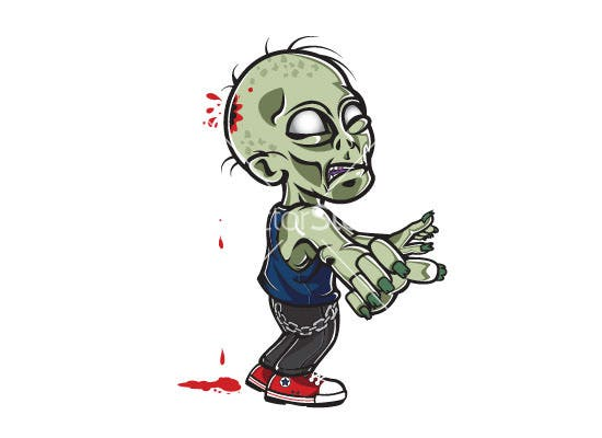 zombie vector 2