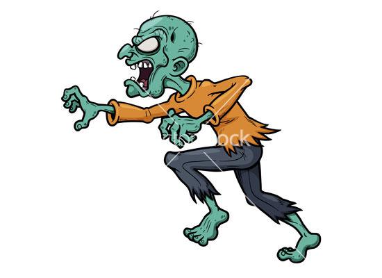 zombie vector 3