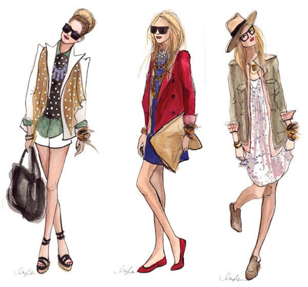 50+ Best Fashion Design Sketches For Your Inspiration