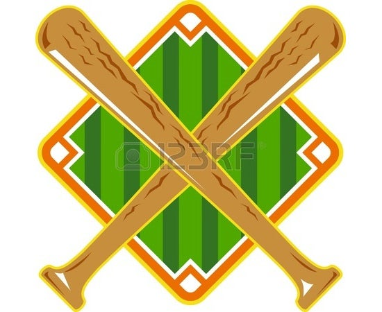baseball bat vector 8