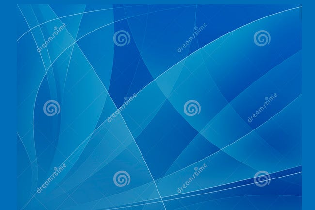 blue shapes background