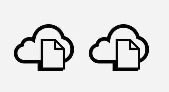 cloud icon 6