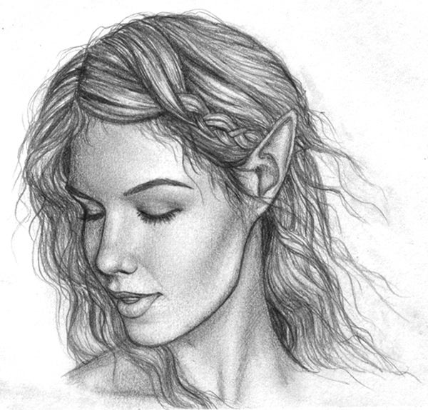 elf face study bw copy