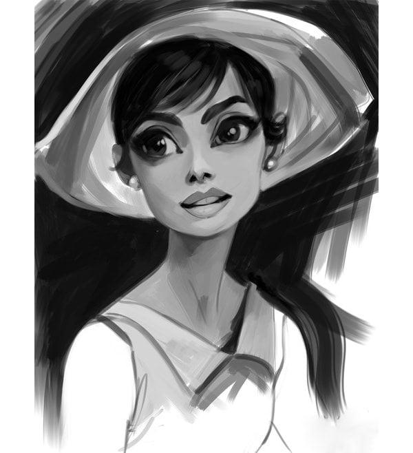 face sketch11