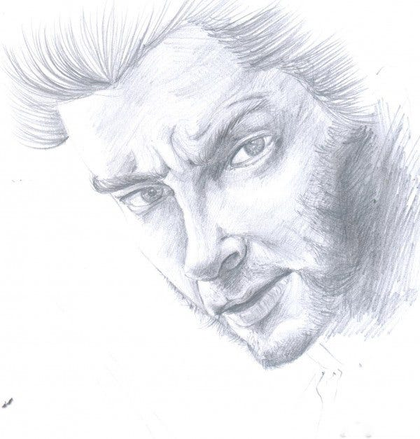 face sketch4