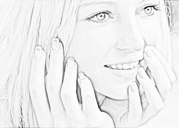 face sketch8